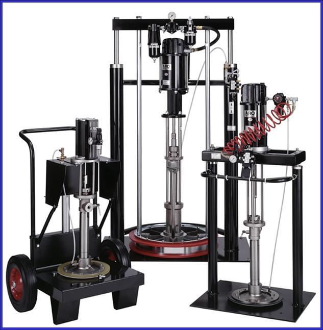 pompes pneumatique aro graco tous types de fluides tous domaines industriel fsa pompe. Black Bedroom Furniture Sets. Home Design Ideas