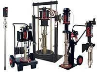 pompe pneumatique extrusion